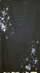 Forever 21 Tops - Forever 21  Medium distressed black top